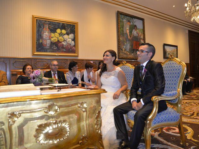 La boda de Luis y Iratxe en Vitoria-gasteiz, Álava 13