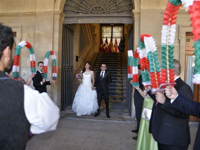 La boda de Luis y Iratxe en Vitoria-gasteiz, Álava 14