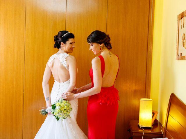 La boda de Sergio y Mayte en Alginet, Valencia 25