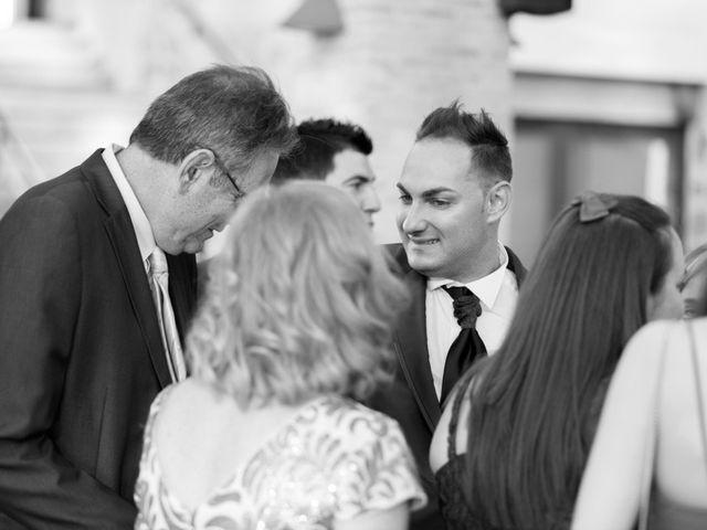 La boda de Sergio y Mayte en Alginet, Valencia 29