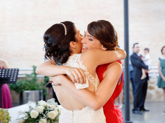 La boda de Sergio y Mayte en Alginet, Valencia 34