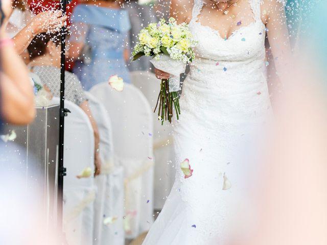 La boda de Sergio y Mayte en Alginet, Valencia 40