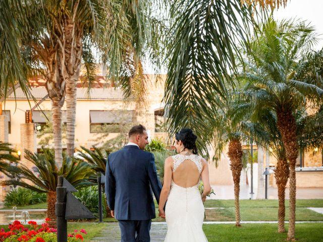 La boda de Sergio y Mayte en Alginet, Valencia 50