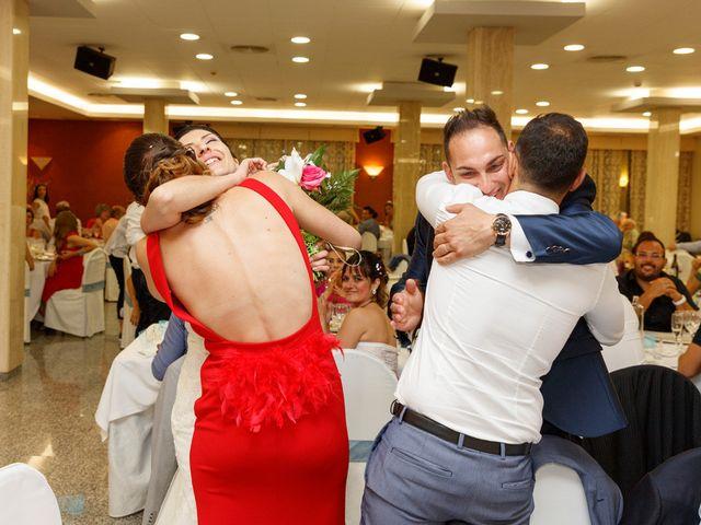 La boda de Sergio y Mayte en Alginet, Valencia 54