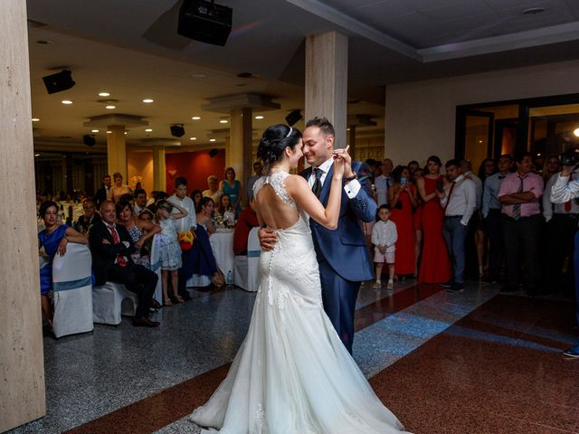 La boda de Sergio y Mayte en Alginet, Valencia 55