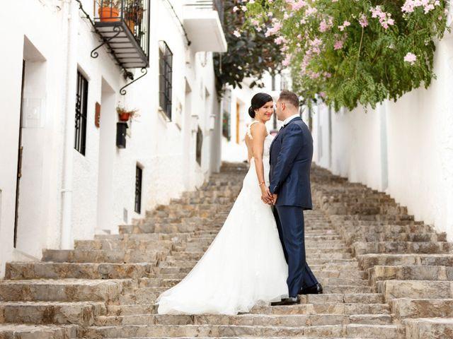 La boda de Sergio y Mayte en Alginet, Valencia 58