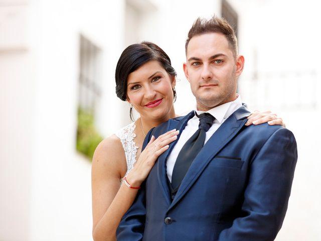 La boda de Sergio y Mayte en Alginet, Valencia 59