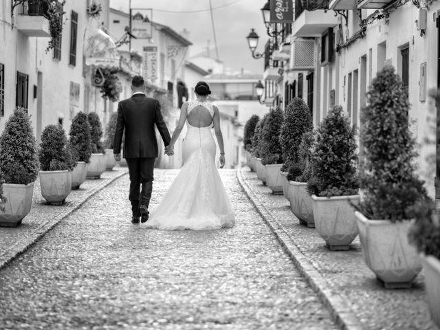 La boda de Sergio y Mayte en Alginet, Valencia 70