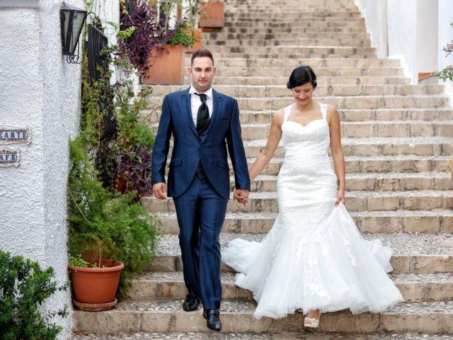 La boda de Sergio y Mayte en Alginet, Valencia 72