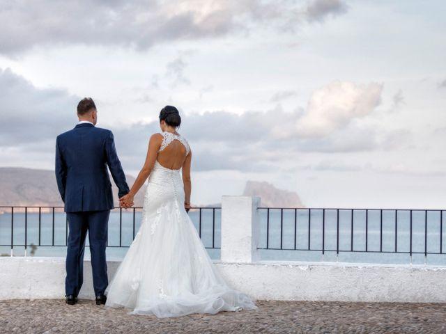 La boda de Sergio y Mayte en Alginet, Valencia 73