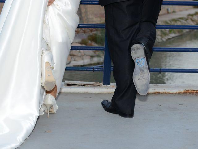 La boda de David  y Patricia en Murcia, Murcia 5