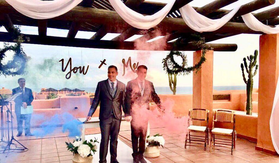 La boda de Fran y Oscar en Chiclana De La Frontera, Cádiz