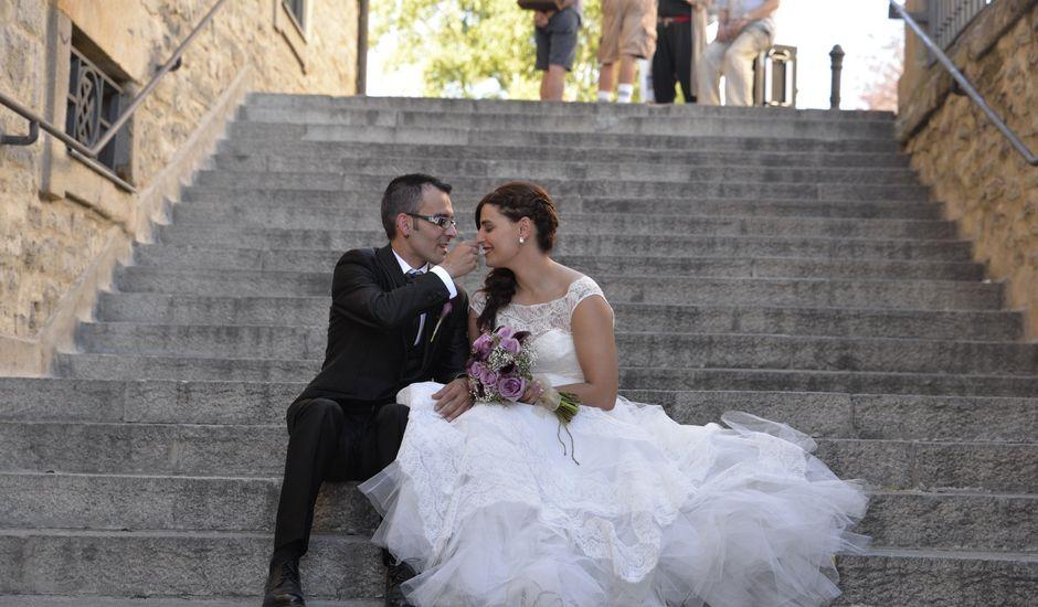 La boda de Luis y Iratxe en Vitoria-gasteiz, Álava