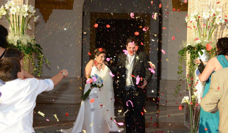 La boda de David  y Patricia en Murcia, Murcia