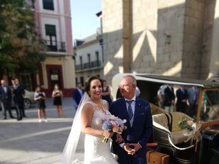 La boda de Vicky y Pedro 1