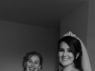 La boda de Aleida  y Yeray  1
