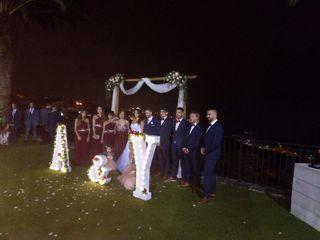 La boda de Aleida  y Yeray