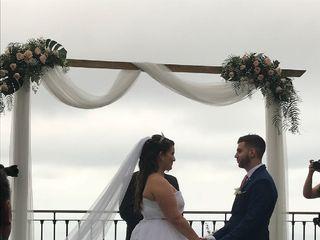 La boda de Aleida  y Yeray  3