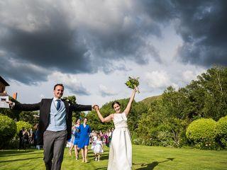 La boda de Nuria y Edward