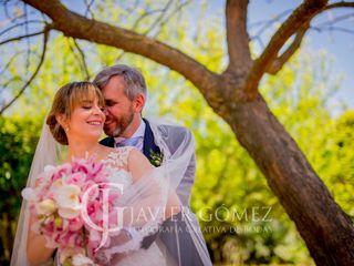 La boda de Araceli y Eduardo