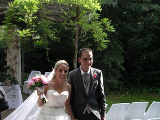 La boda de Abel y Lorena 1