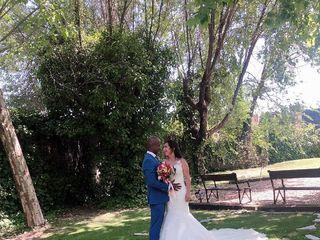 La boda de Tatiana  y Fernando  1