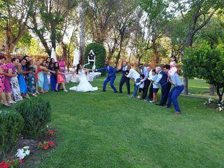 La boda de Tatiana  y Fernando
