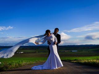La boda de Julian y Elena