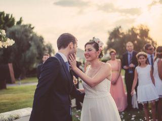 La boda de Virginia y Javi