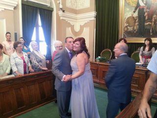 La boda de Emilio y Inma