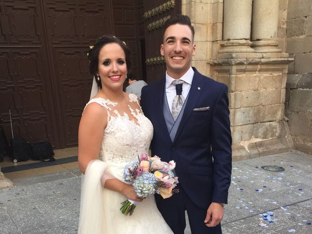 La boda de Vicky y Pedro