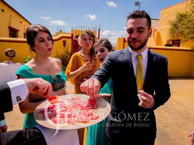La boda de Eduardo y Araceli en Córdoba, Córdoba 6