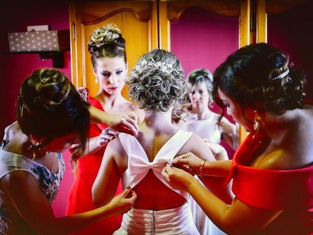 La boda de Angel Luis y Elena en Plasencia, Cáceres 5