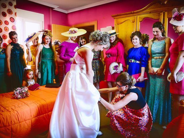 La boda de Angel Luis y Elena en Plasencia, Cáceres 10