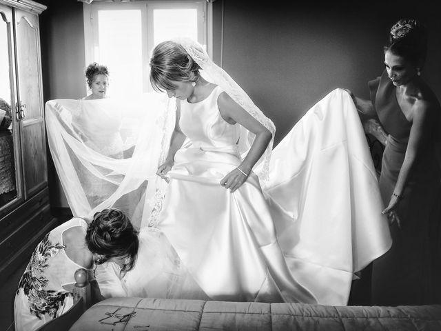 La boda de Angel Luis y Elena en Plasencia, Cáceres 11