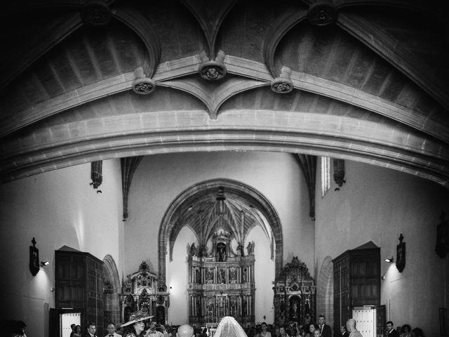 La boda de Angel Luis y Elena en Plasencia, Cáceres 16