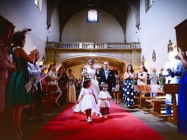 La boda de Angel Luis y Elena en Plasencia, Cáceres 17