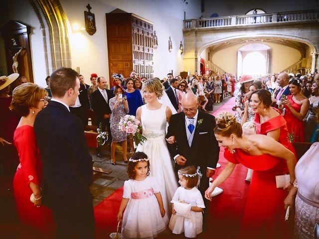 La boda de Angel Luis y Elena en Plasencia, Cáceres 18