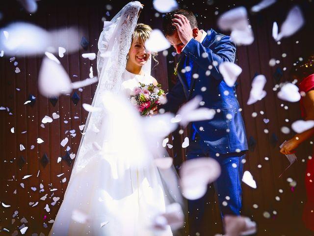 La boda de Angel Luis y Elena en Plasencia, Cáceres 20