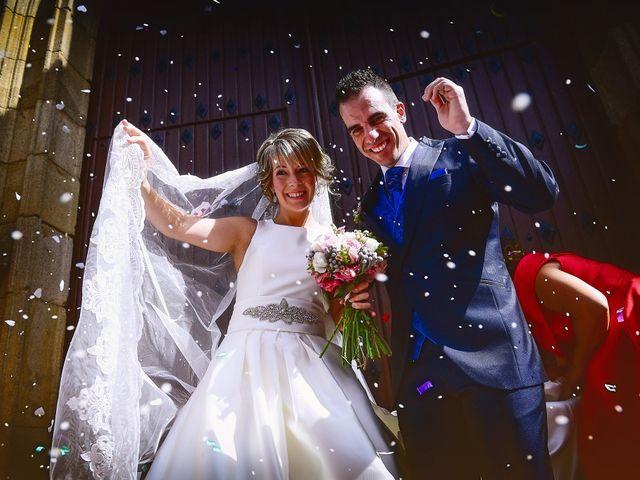 La boda de Angel Luis y Elena en Plasencia, Cáceres 21