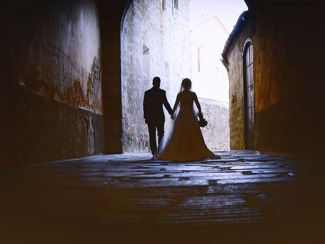 La boda de Angel Luis y Elena en Plasencia, Cáceres 22