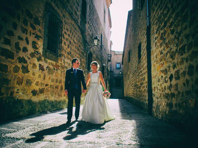 La boda de Angel Luis y Elena en Plasencia, Cáceres 25
