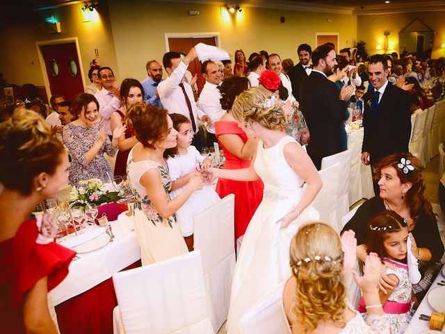 La boda de Angel Luis y Elena en Plasencia, Cáceres 26