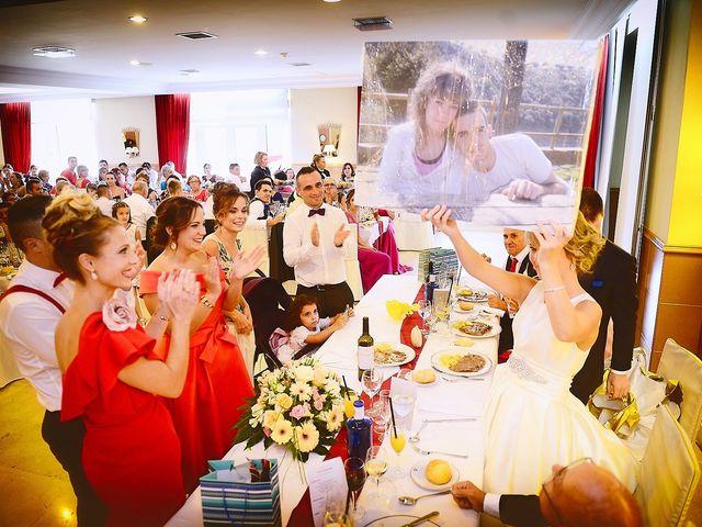 La boda de Angel Luis y Elena en Plasencia, Cáceres 32