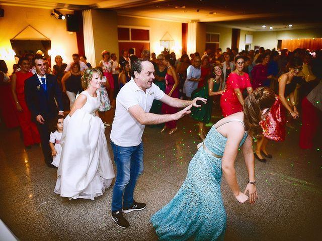 La boda de Angel Luis y Elena en Plasencia, Cáceres 38