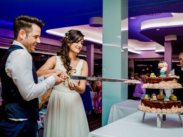 La boda de Conchi y José David