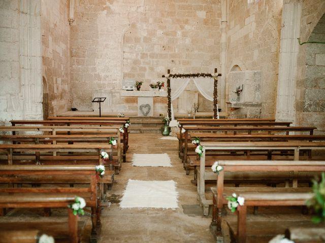 La boda de César y Clau en Villalibado, Burgos 10