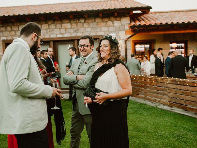 La boda de César y Clau en Villalibado, Burgos 40
