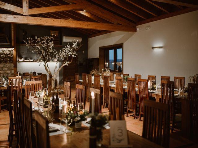 La boda de César y Clau en Villalibado, Burgos 41