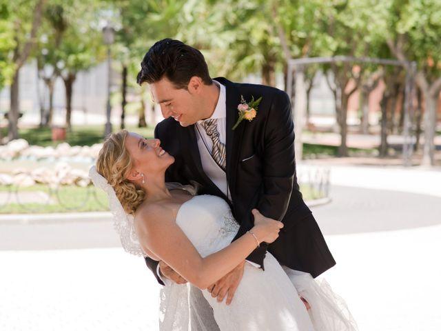 La boda de Laura y Cristian en Illescas, Toledo 1